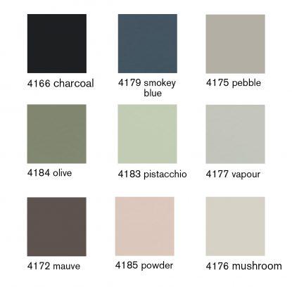 Linoleum Farbpalette
