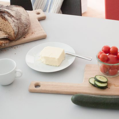 Ragazzi Küchenbrett Käseplatte Eiche