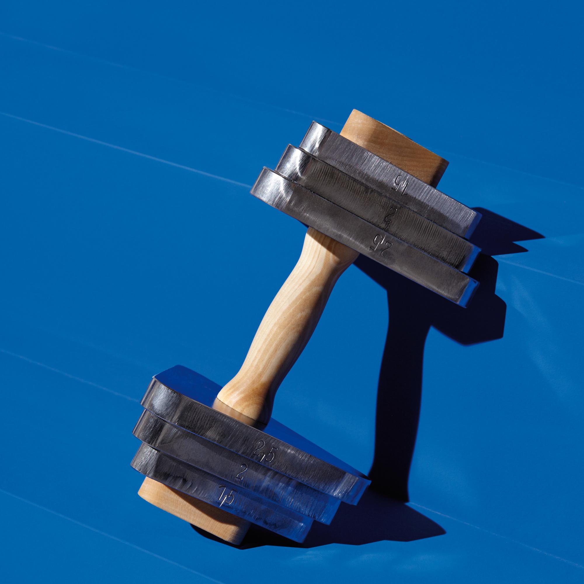 TrimmDich Hantel mit variablen Gewichten