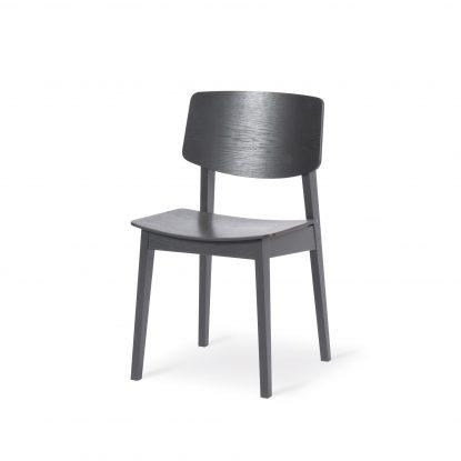 Usus Chair schwarz lackiert