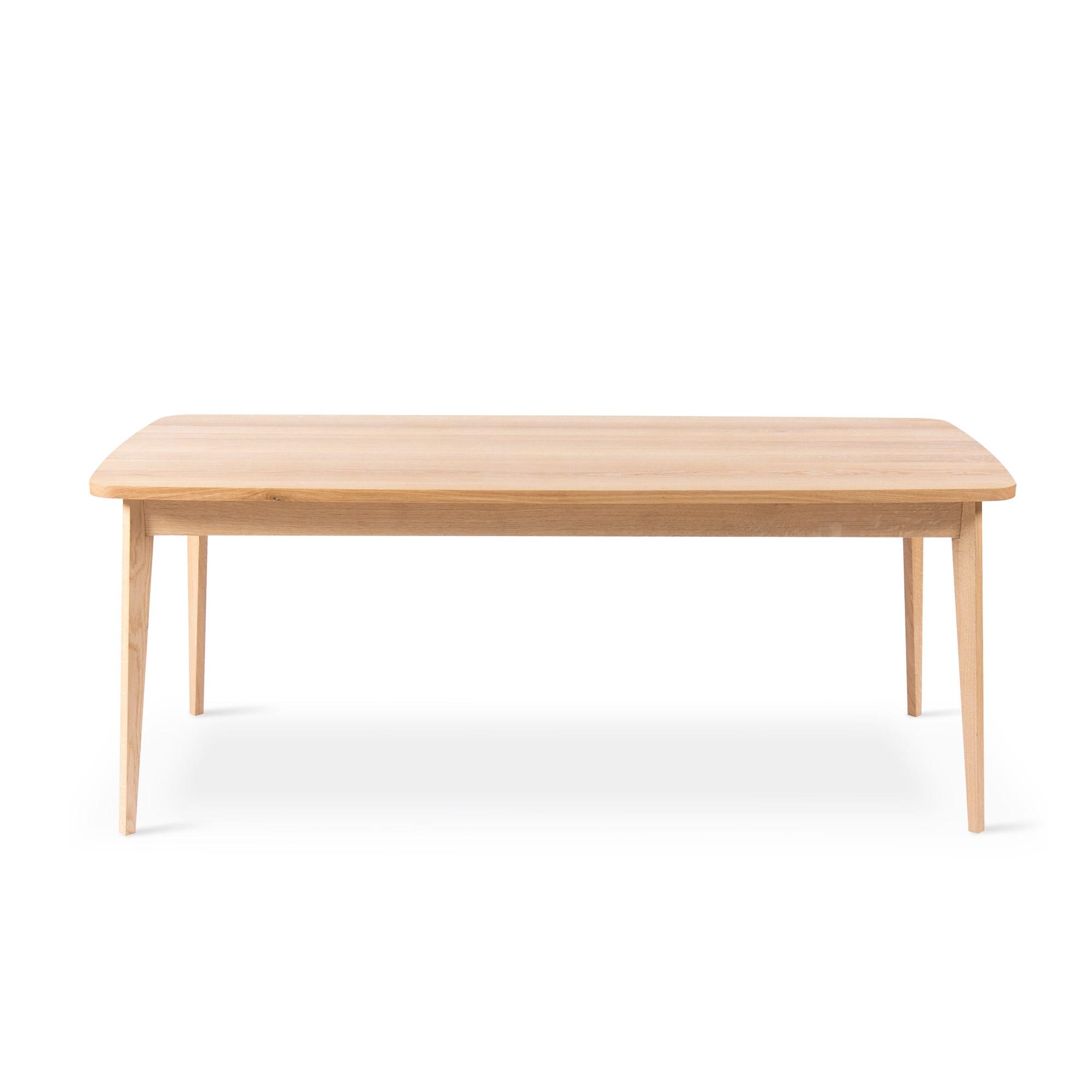 Usus Tisch aus nachhaltig produzierter Eiche