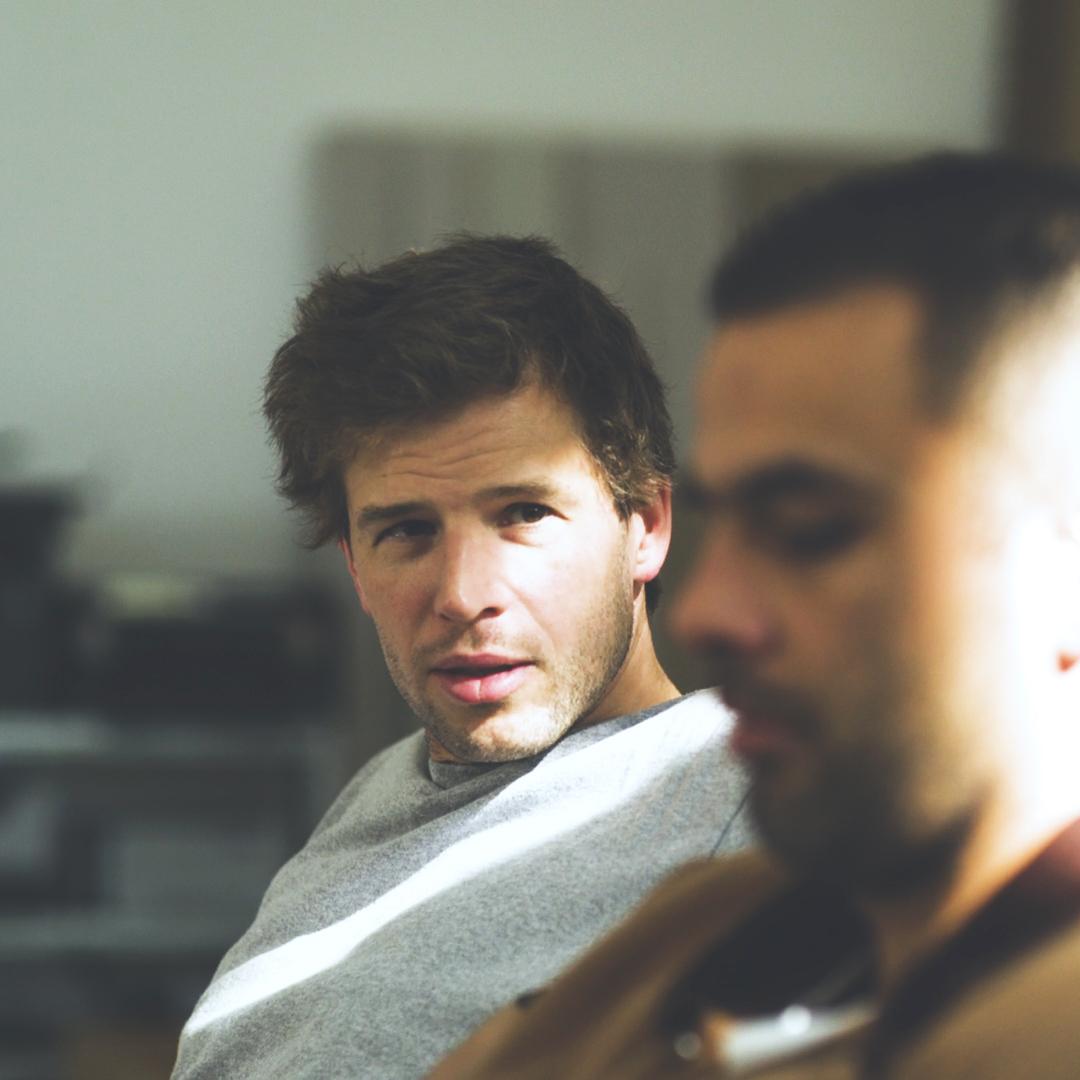 Robert Zeise und Sebastian Kunath im Gespräch