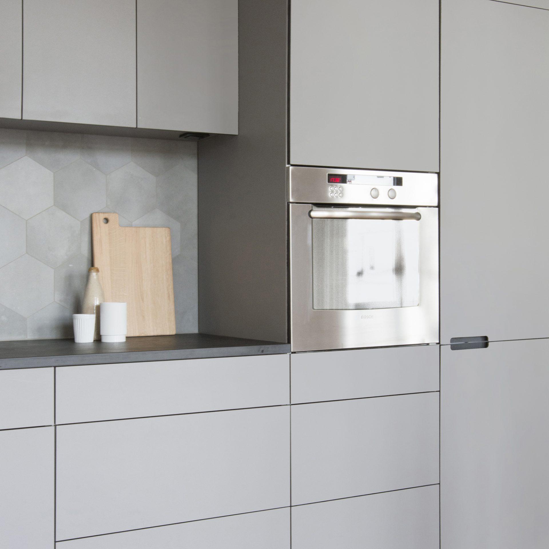 Linoleum Küche